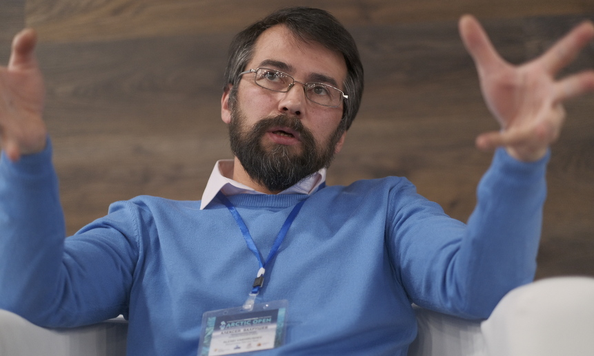 Алексей Вахрушев. Фото Артёма Келарева.