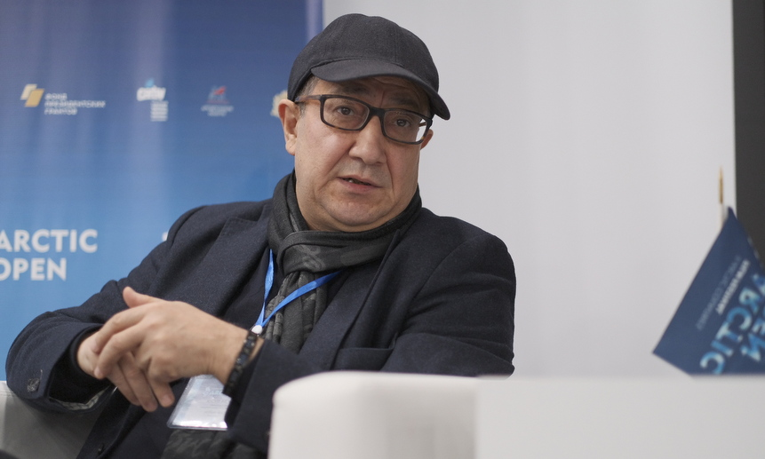 Юсуп Разыков. Фото Артёма Келарева.